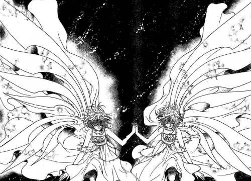 XXXHolic Children Coloring Pages 1