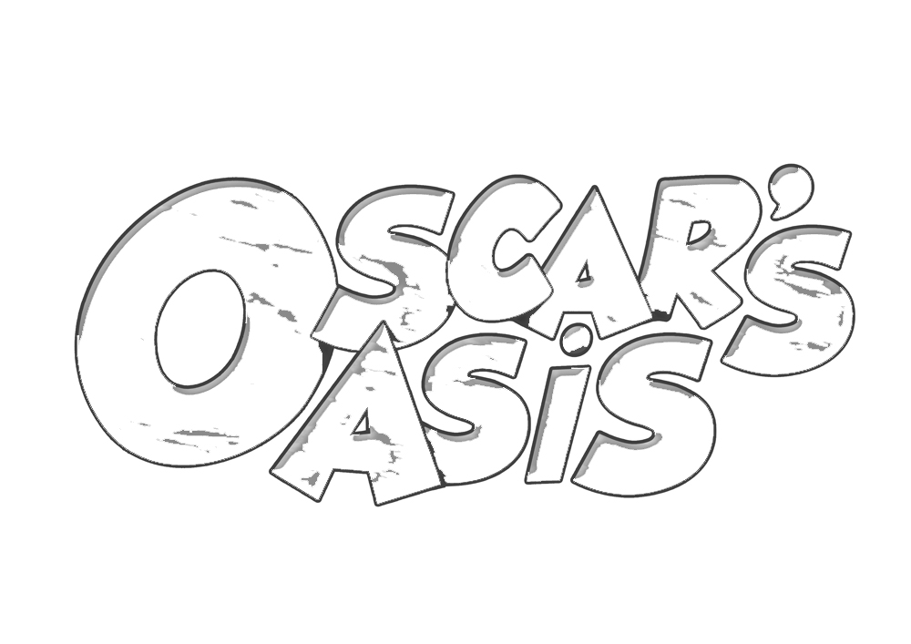 Oscars Oasis Children Coloring Pages 1